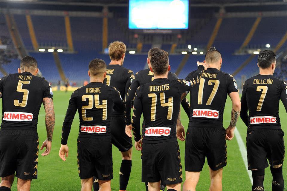 Napoli, ripresa degli allenamenti a Castelvolturno: Giaccherini e Tonelli ancora a parte