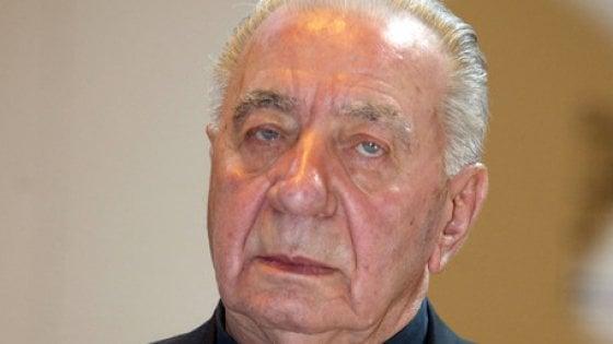 E' morto don Riboldi, prete dei terremotati e vescovo anti-camorra