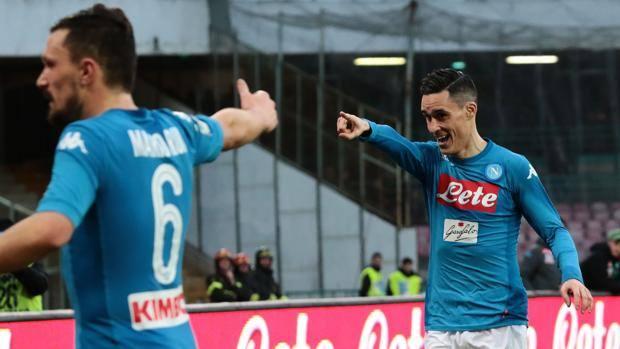 Napoli, contro l'Hellas Verona tornano i titolarissimi