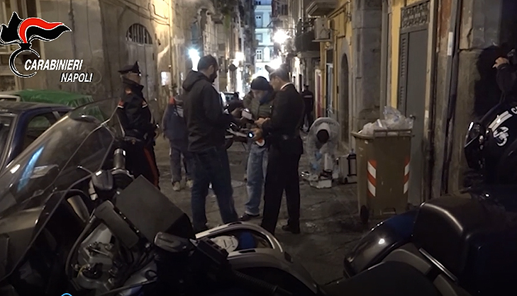 Usura, blitz contro clan 'Farelli': 19 arresti