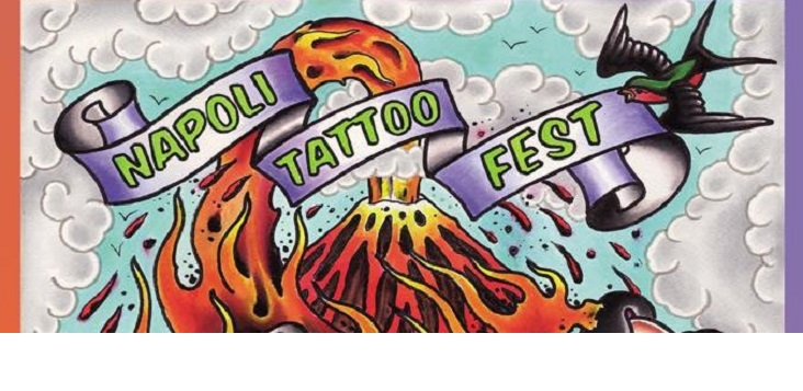 International Tattoo Fest alla Mostra d'Oltremare