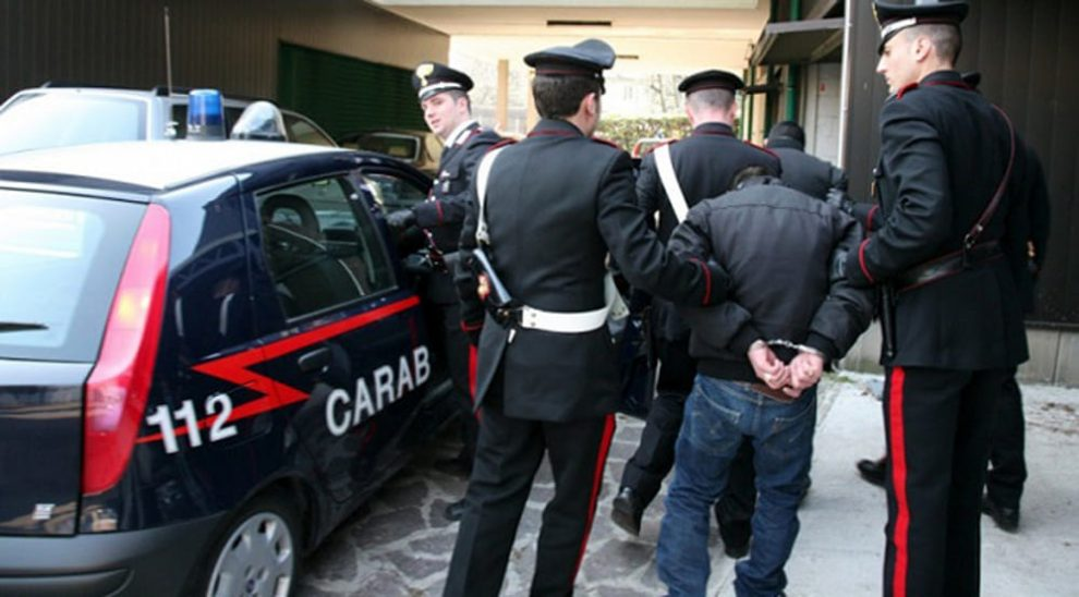 Droga in casa, 41enne finisce in cella