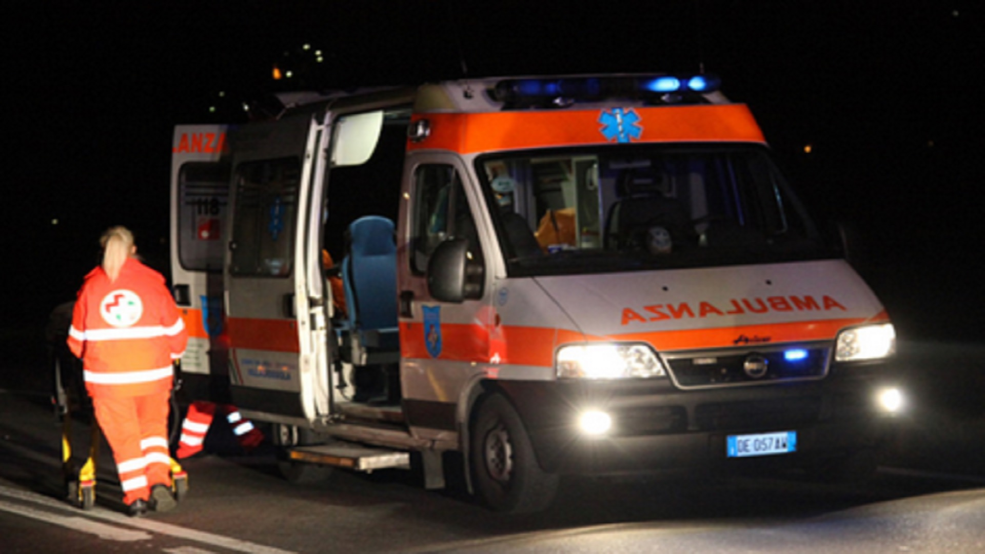 Incidente stradale mortale: muore una 73enne
