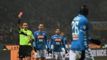 Il Napoli si prepara alla Lazio: Hamsik out, Mertens in gruppo
