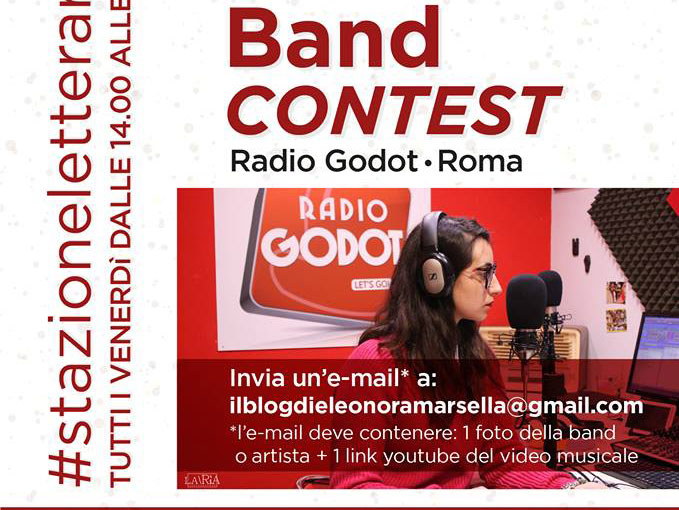 I  Light Sounds vincono il Band Contest di Radio Godot