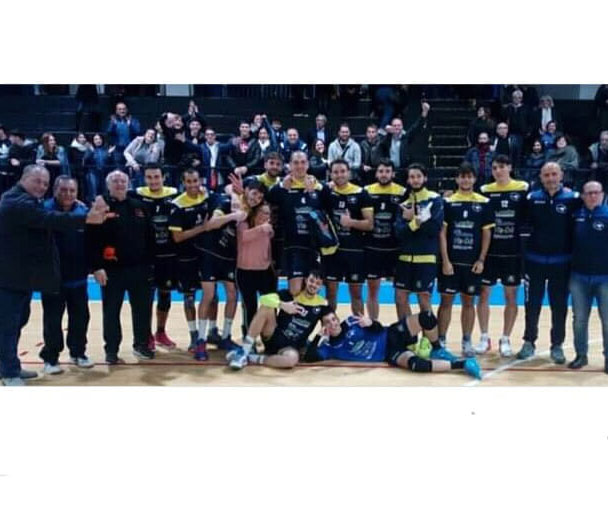 Tya Pallavolo Marigliano  Sacs Team Volley World Napoli: 3 - 0
