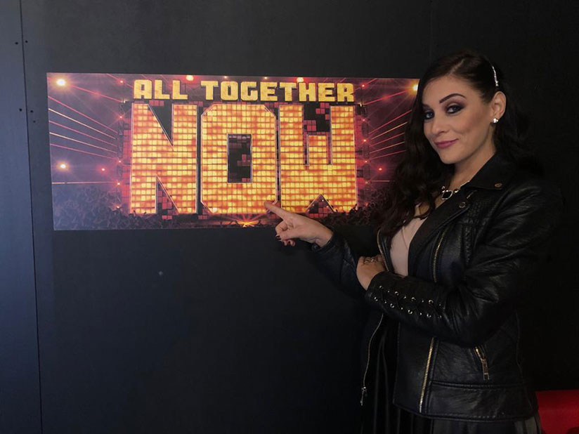 Marigliano, Lucya Allocca torna  a All Together Now su Canale 5