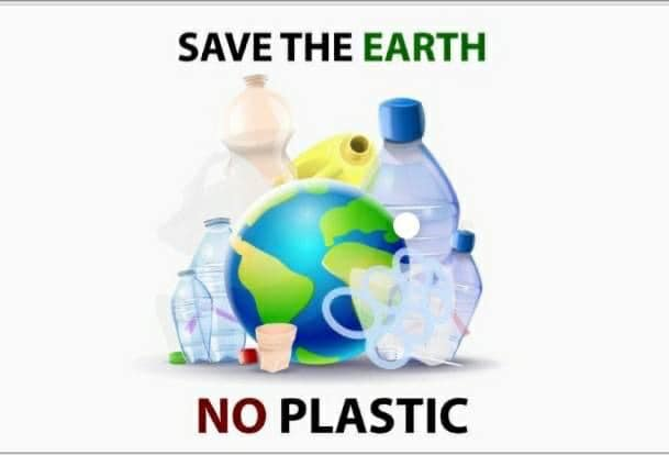 Marigliano, keep calm and No Plastic!