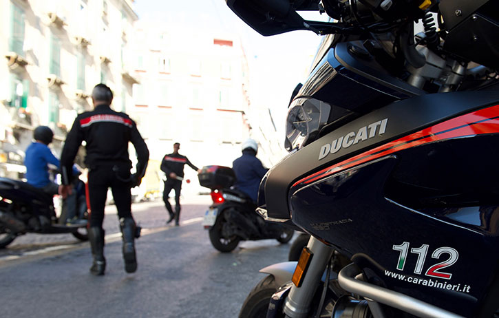 Week end, controlli serrati: 4 arresti e 10 denunce