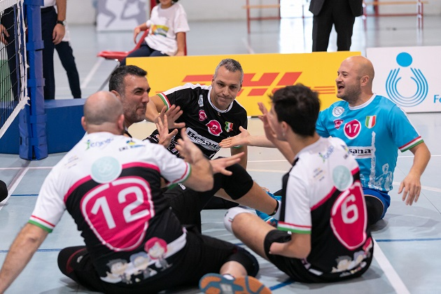 Sitting Volley, a Nola la Supercoppa Italiana