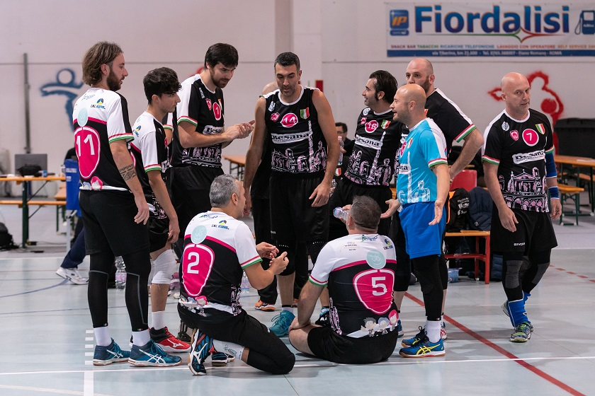 Nola ospiterà la prima storica Final 6 maschile di sitting volley
