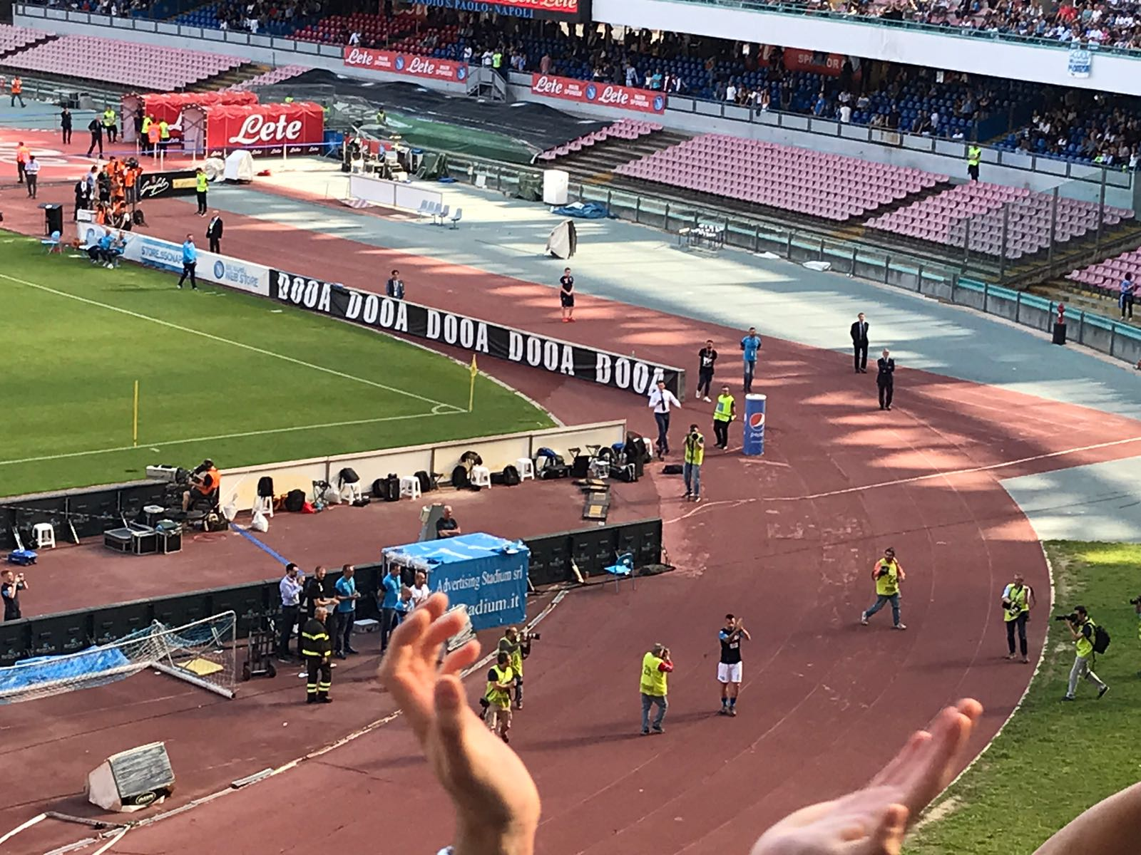 MARIGLIANO.net | Sport / Calcio / Rinviata la partita Napoli - Inter : è  ufficiale