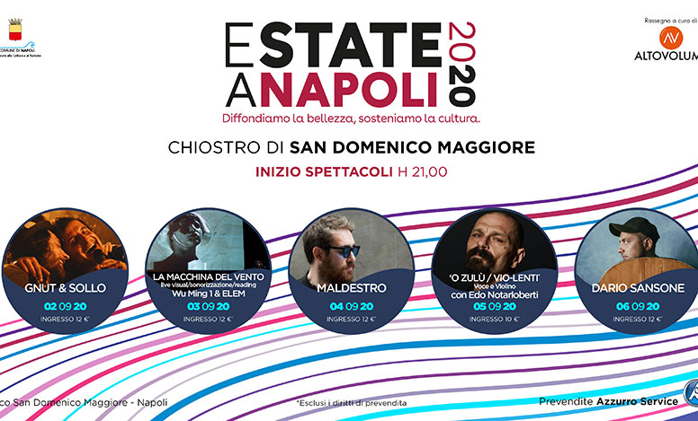 Estate a Napoli 2020
