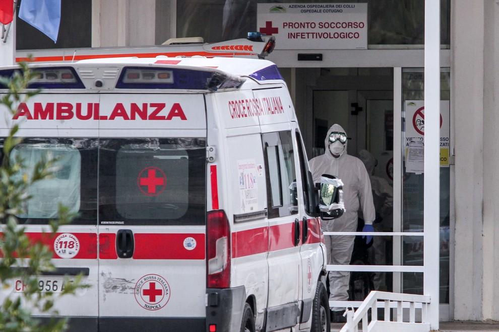 Coronavirus, vistoso calo dei contagi in Campania: i positivi sono 1.842 su 19.759 tamponi