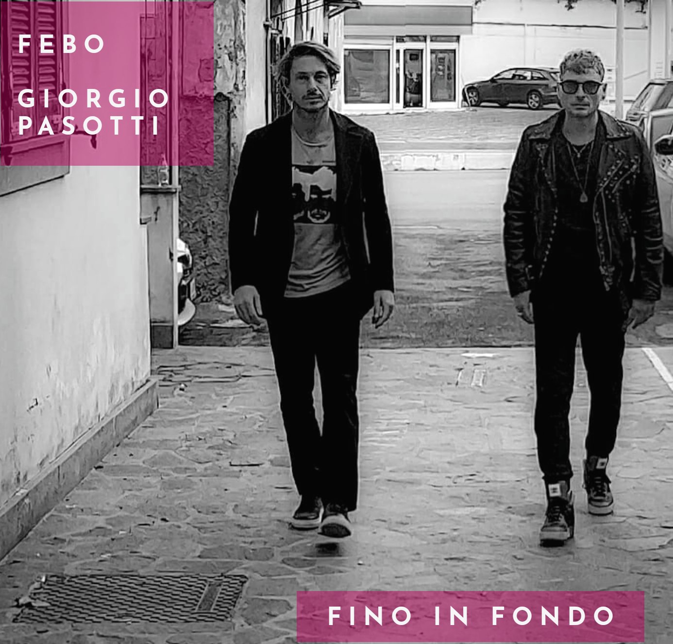 Febo feat. Giorgio Pasotti il singolo Fino in Fondo   disponibile in digital download e in radio