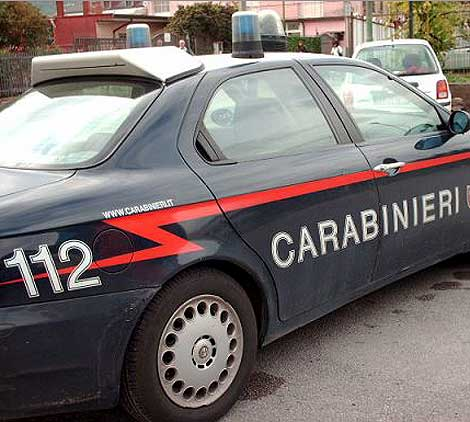 Camposano, arrestati rapinatori di coppiette