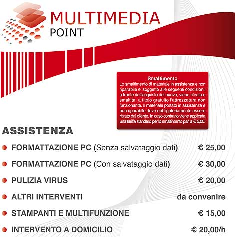 Marigliano, la convenienza di Multimedia Point