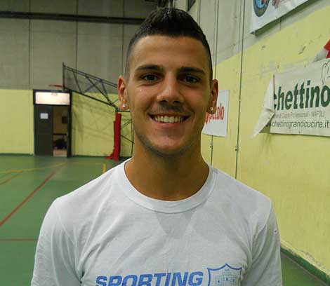 L'under 21 dello Sporting Sala Marcianise in zona play-off,