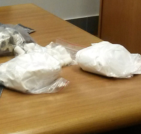 Scisciano, preso pusher con 2 kg di cocaina