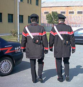 ARRESTATI DUE MINORENNI PER FURTO