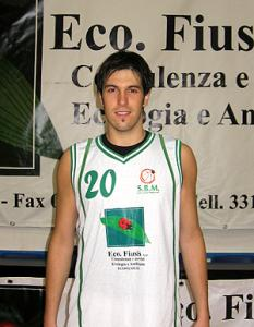 Eco.Fiusis Marigliano - A.S. Lucos Basket : 107 - 63